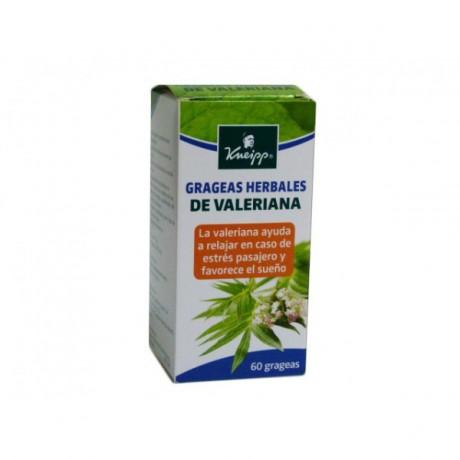 Valeriana Kneipp 60 grageas