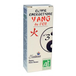 Elixir Nº3 Yang del Fuego 50ml. 5 Saisons