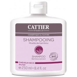 Champú cabello seco 250ml. Cattier