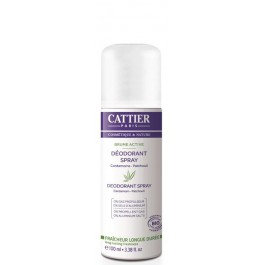 Desodorante Spray 100ml. Cattier