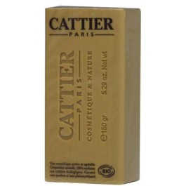 Jabón vegetal Argimiel 150ml. Cattier