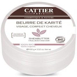 Manteca de Karité 100g. Cattier