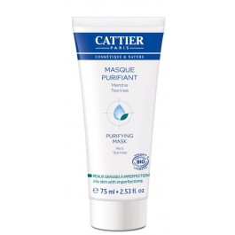 Mascarilla Purificante 75ml. Cattier