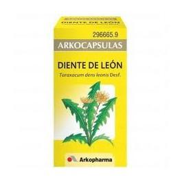 Arkocápsula Diente de León 50 cápsulas Arkopharma