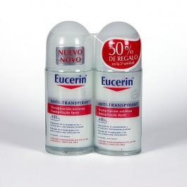 Desodorante Roll-on pH5 Antitranspirante 50ml. duplo Eucerin