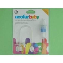 Aspirador nasal con filtro Acofarbaby