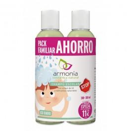 Champú Escolar pack familiar ahorro 300+300ml. Armonía