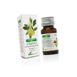 Aceite Esencial de Clavo 15ml. Soria Natural