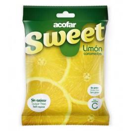 Caramelos limón 60g. Acofarsweet