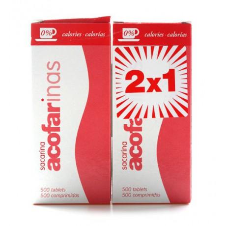 Acofarinas 2x500 comp. Acofarma