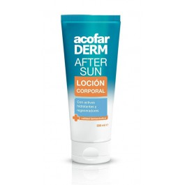 After sun 200ml. Acofarderm