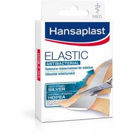 Apósito Elastic Anti-bacteriano 1m x 6cm Hansaplast