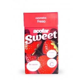 Caramelos fresa 35g. Acofarsweet