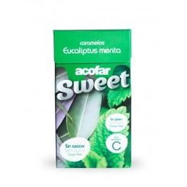 Caramelos eucaliptus-mentol 35g. Acofarsweet