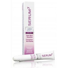Serum7 Corrector Anti Manchas 15ml. Boots