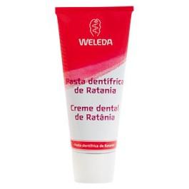 Pasta dentífrica de Ratania Weleda 75ml.