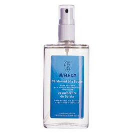 Desodorante de Salvia Weleda 100ml.