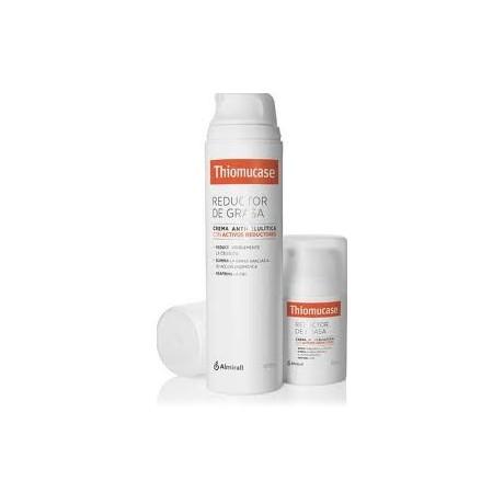 Thiomucase kit acción 3 crema anticelulítica  200ml+50ml Almirall