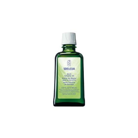 Aceite de Abedul para la celulitis Weleda 100ml