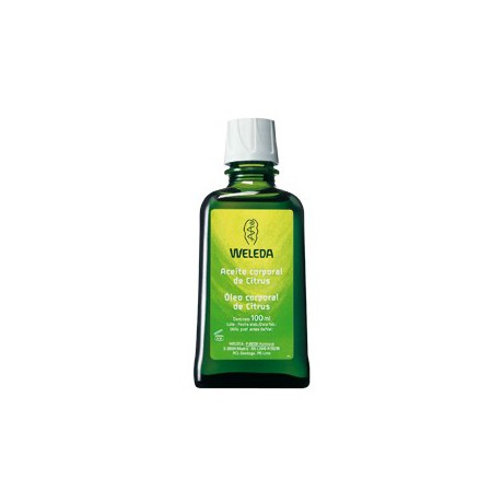 Aceite corporal Citrus Weleda 100ml