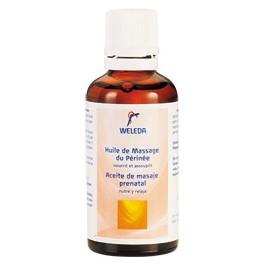Aceite de masaje Prenatal Weleda 50ml