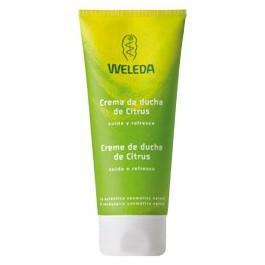 Crema de ducha de Citrus Weleda 200ml