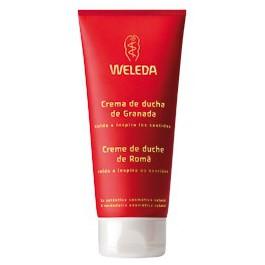 Crema de ducha de Granada Weleda 200ml