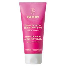 Crema de ducha de Rosa Mosqueta Weleda 200ml