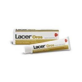 Lacer Oros pasta dentífrica 125ml Lacer