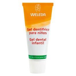 Gel dentífrico para niños Weleda 50ml