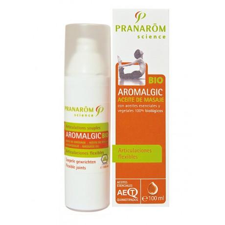 Aromalgic Aceite de masaje BIO 100ml.