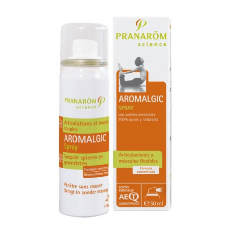 Aromalgic Spray 50ml.