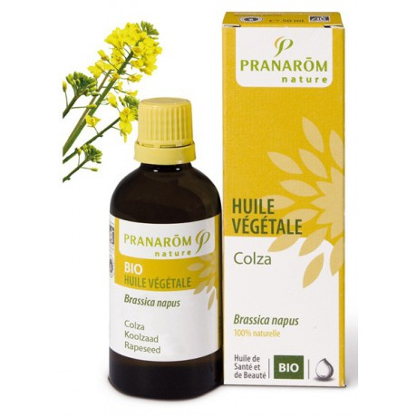 Aceite Vegetal de Colza BIO 50ml.