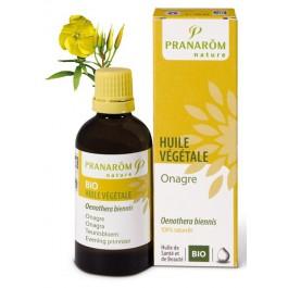 Aceite Vegetal de Onagra BIO 50ml.