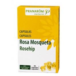 Rosa Mosqueta 40 cáps. oleaginosas de belleza