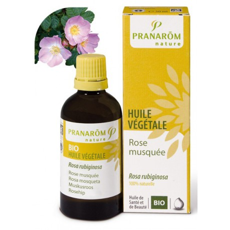 Aceite Vegetal de Rosa Mosqueta BIO 50ml.